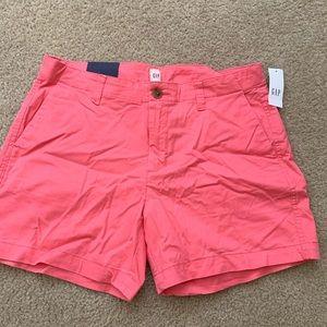 """Gap pink 5"""" shorts"""